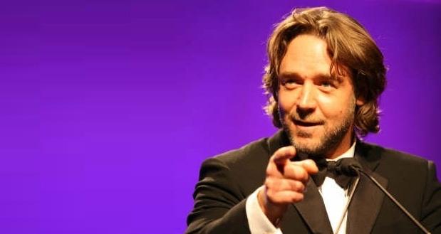 Russell Crowe at 2007 LA Black Tie Gala