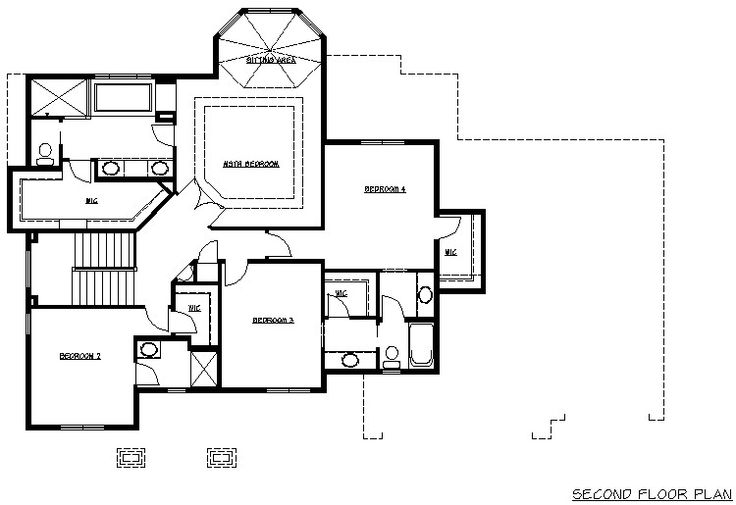 Pin by amy dye on house plans pinterest Jack and jill house plans