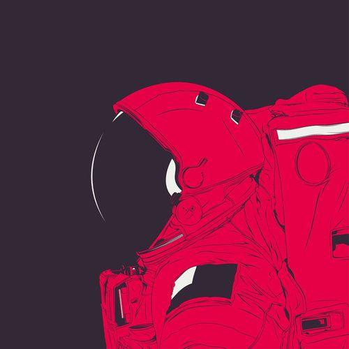 astronaut in space tumblr - photo #36