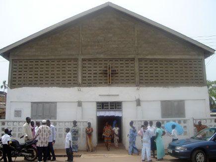 pentecost ghana church