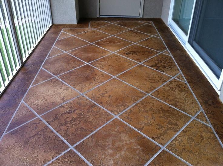 Pin by decorative concrete kingdom on missouri decorative for Decorative concrete floors