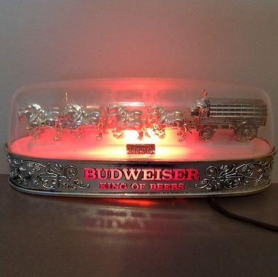 Vintage Budweiser Light   eBay   Dream Home Decor - Bar ...