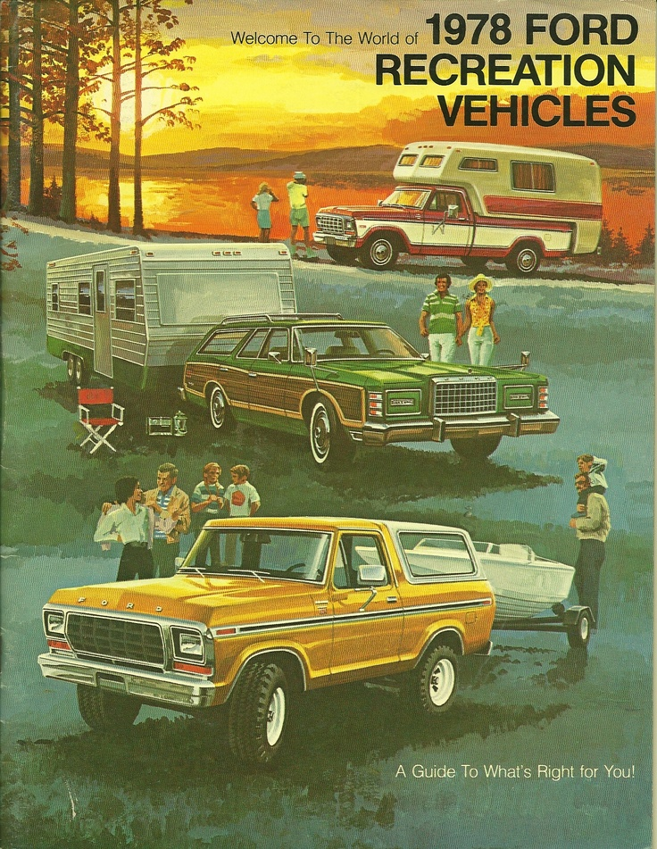 Vintage Recreational Vehicles 63