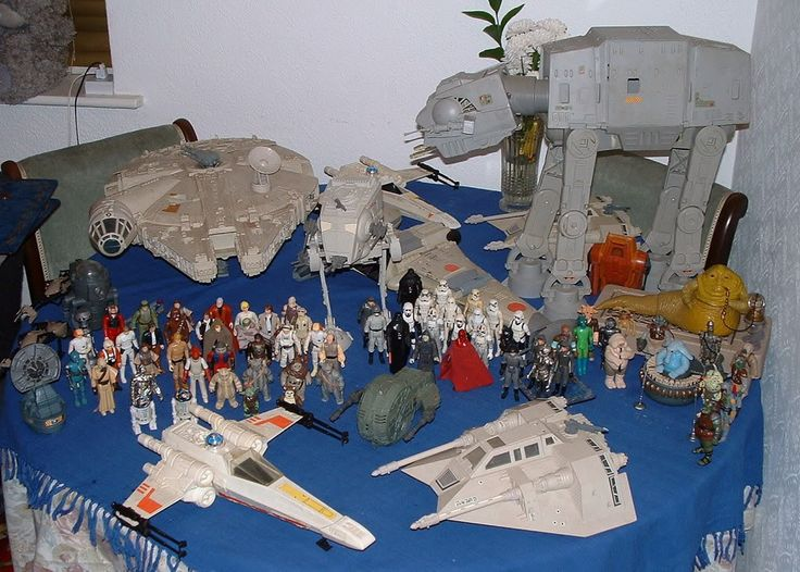 Original Star Wars Toys : Original star wars toys from my childhood pinterest