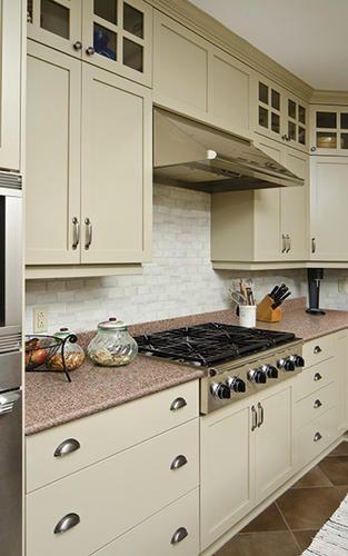 Menards Countertop Options : Golden Desert 8 foot Deep Pre-Fabricated Granite Countertop at Menards