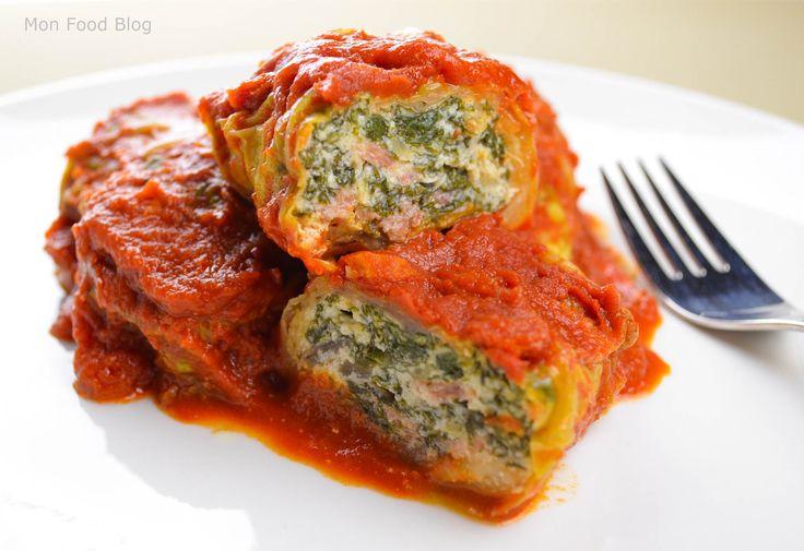 Vegetarian cabbage rolls | Vegetarian Dinners | Pinterest