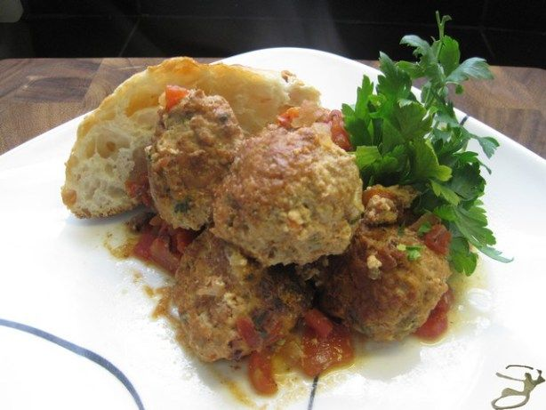 Spanish Meatballs | Slow Cooker Recipes | Pinterest
