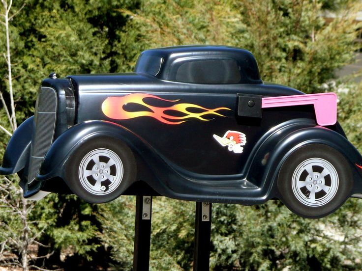 Cool mailboxes for Car mailboxes for sale