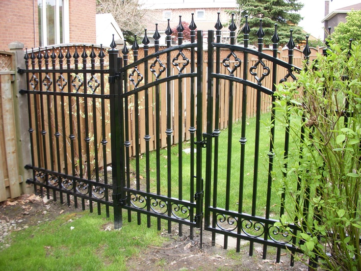 Garden gate by roma fence our product pinterest