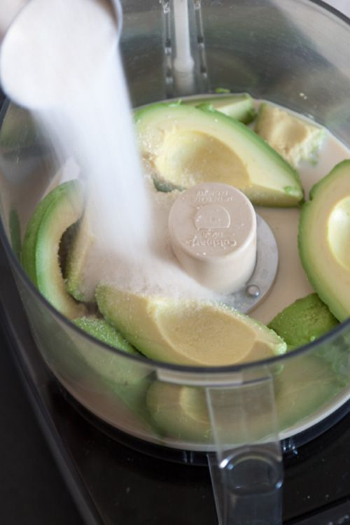 ... Sponge: In the Kitchen with Gaby Dalkin's avocado coconut ice cream