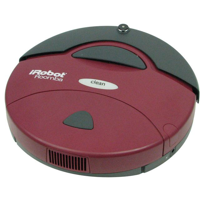 Irobot roomba self propelled vacuum cleaner for Vacuum cleaner for concrete floors