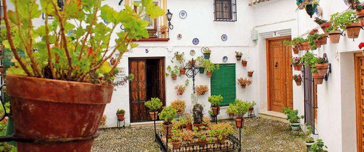 Barrio de la Villa, en Priego de Córdoba.