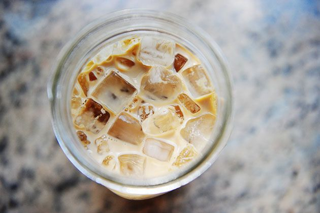 Perfect Iced Coffee - I made mine with sugar free vanilla syrup ...