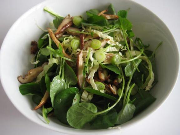 More like this: mushroom salad , spring salad and healthy salads .