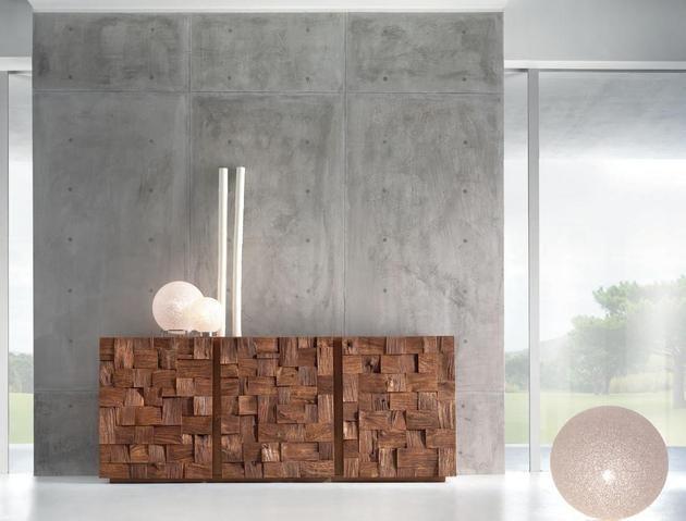 Oak Wood Block
