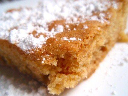 Apple brownies | Vicki's Recipes | Pinterest