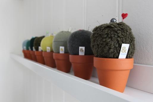 Handmade plants #crochet #DIY