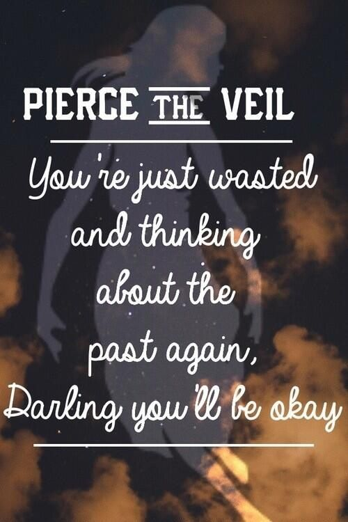 Hold On  Till May - Pierce The VeilPierce The Veil Quotes Hold On Till May