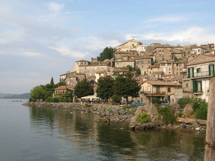 Anguillara Sabazia Italy  City pictures : Anguillara Sabazia, Italy | My Favorite Places On Earth | Pinterest