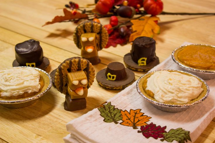 Easy thanksgiving desserts for kids for Fun and easy thanksgiving dessert recipes