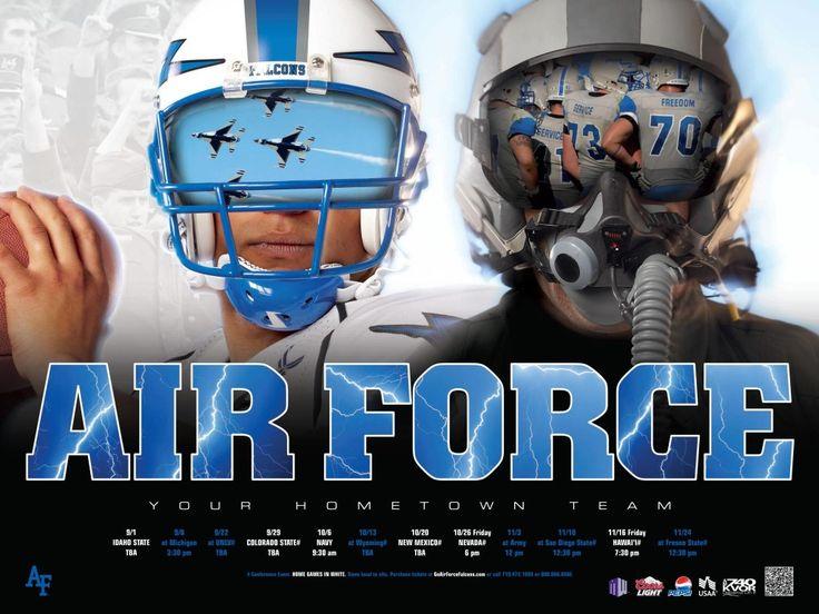 Air Force Falcons FootballUsafa Falcons Logo