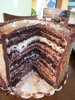 16 layer cake