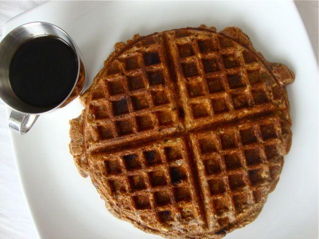 Espresso waffle | NOM {Pancakes and Waffles} | Pinterest