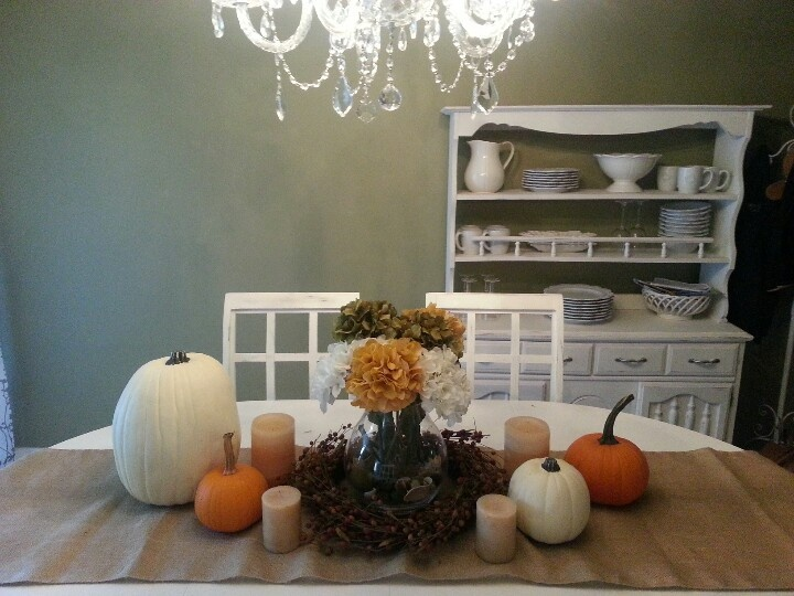 Simple Table Decor For Party Photograph Simple Fall Table