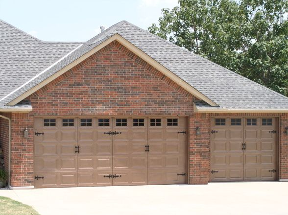 Faux Painted Garage Door Exteriours Pinterest