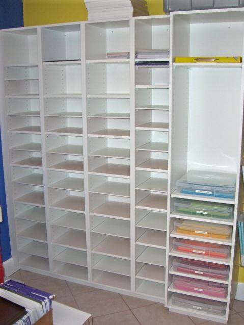 Craft Room Paper Storage 479 x 637