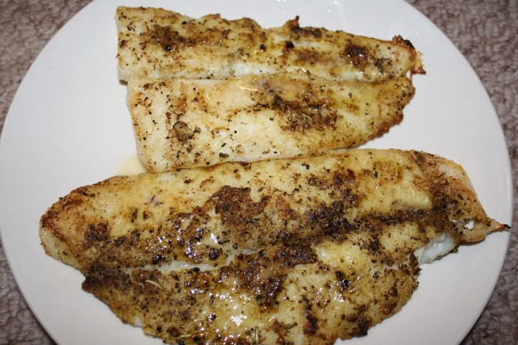 Easy Grilled Fish Fillets | Seafood | Pinterest