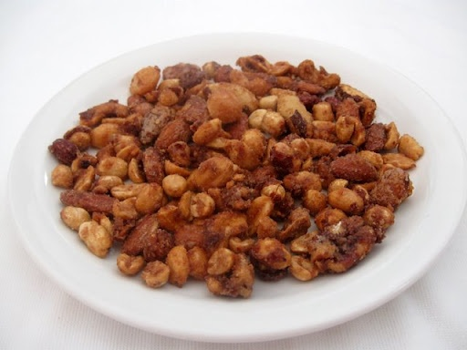 Sugar Coated Nuts | Things I would like to try! | Pinterest