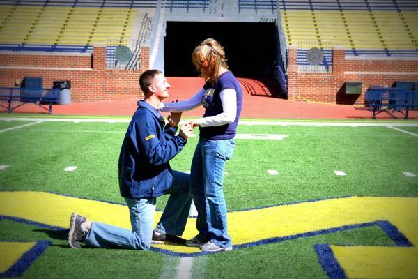Football proposal