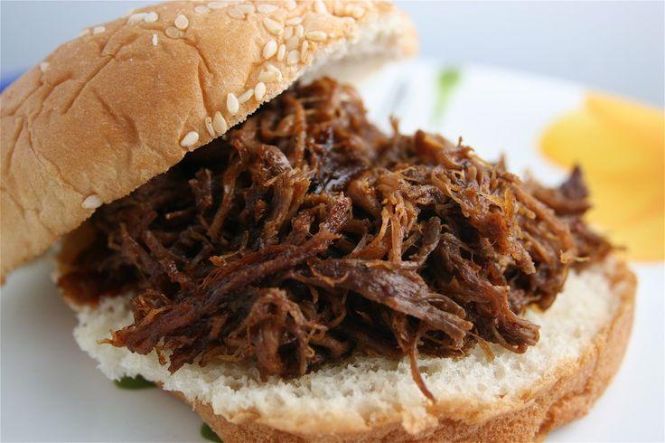 Tasty North Carolina-Style Pulled Pork   Tailgating Pics   Pinterest
