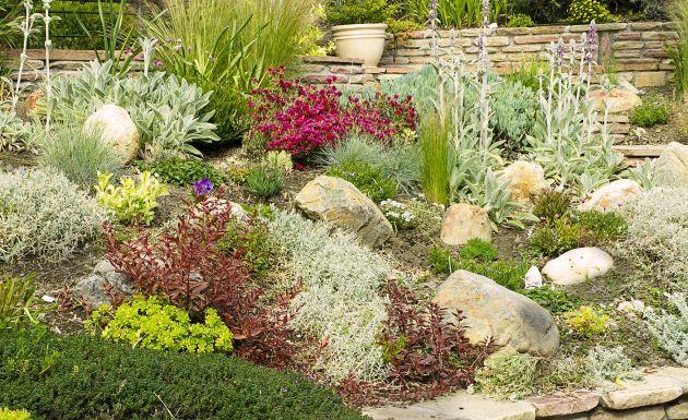 Jardinesmodernosconpiedras2jpg  Jardineria  Pinterest