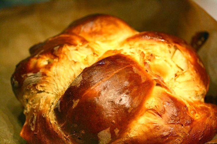 Apple Honey Challah | Jewish food | Pinterest