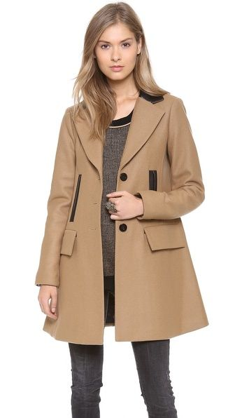 Nanette Lepore Grand Bazaar Coat