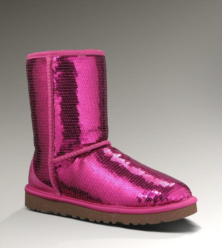 red uggs sparkle