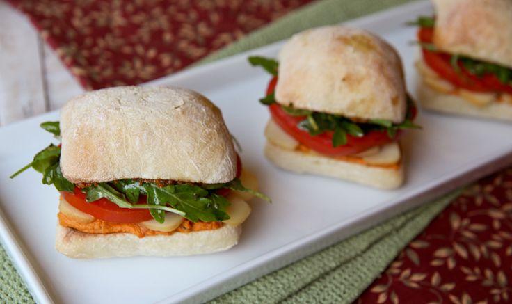 BEST TOMATO RECIPE – TRIPLE TUSCAN TOMATO SANDWICH. I would add ...