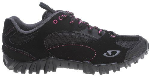 Giro Mountain Bike Shoes Petra Womens cycle shoes Ladies grey