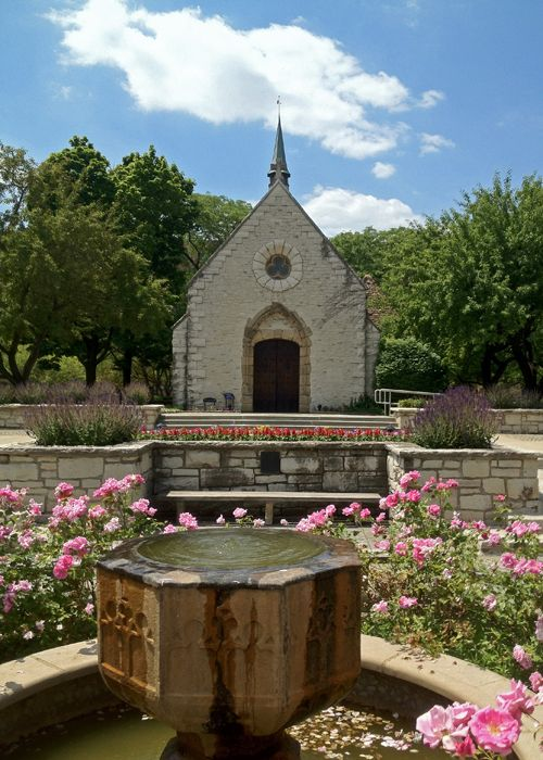 St. Joan of Arc Chapel at Marquette University in June.
