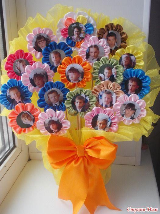 Подарки учителям на выпускной