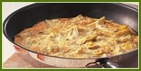 Artichoke basil frittata   food to try   Pinterest