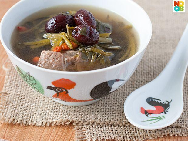 Watercress Soup Recipe | Slurppy Soups | Pinterest