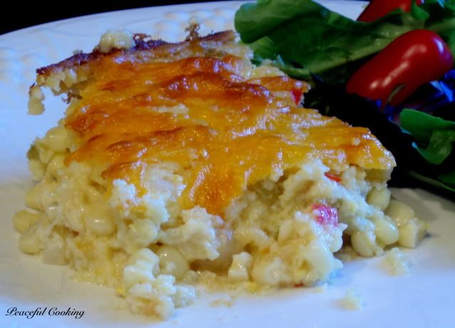 ... fresh corn casserole recipe key ingredient fresh corn casserole the
