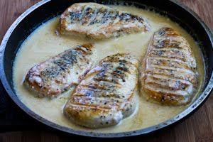 Kalyn's Kitchen®: Recipe for Janet's Mustard Chicken