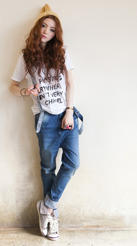The Gallery For Girly Tomboy Outfits Tumblr