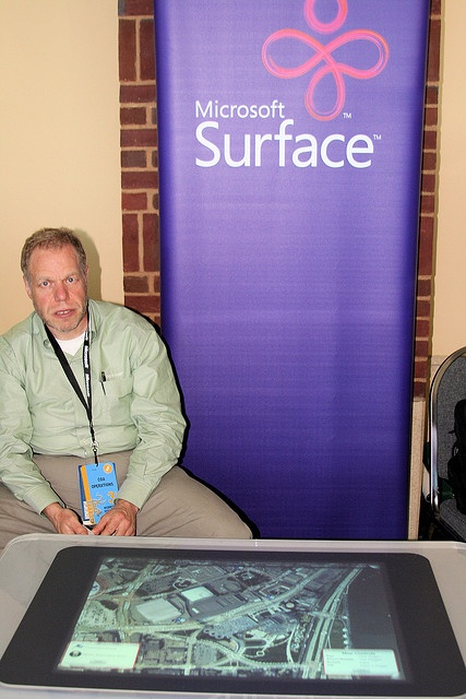 Microsoft Surface by TaniaGail, via Flickr