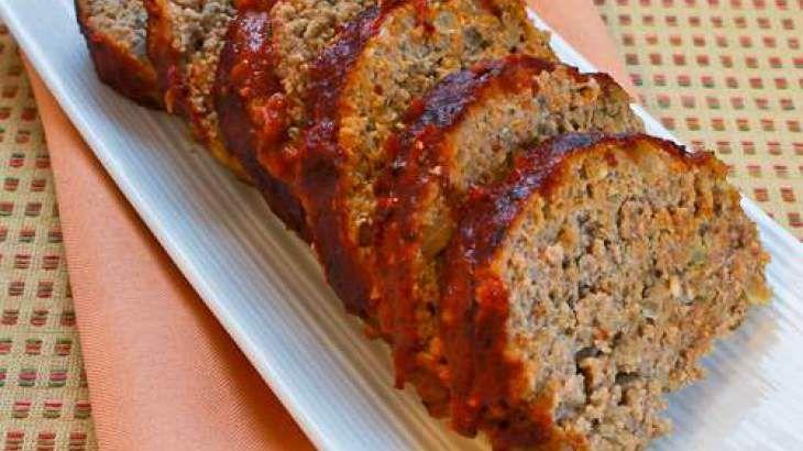 recipes with pesto sauce | Turkey Pesto Meatloaf with Tomato Sauce ...