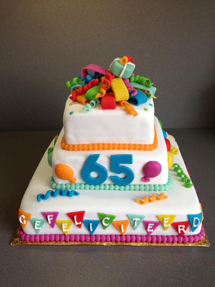 65th birthday cake torte per tutti milestone birthday for 65th birthday party decoration ideas